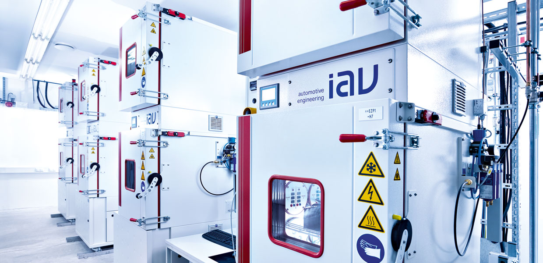 IAV Adorf Batterietest
