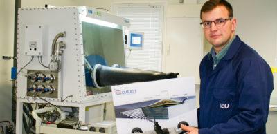 Michael Clauß koordiniert bei IAV die Arbeiten im Projekt EMBATT