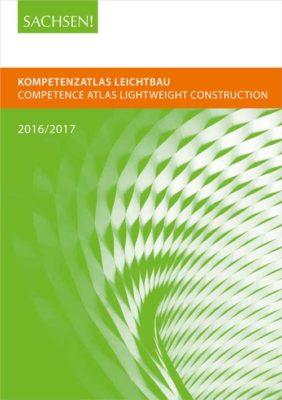 Kompetenzatlas Leichtbau 2016-2017 Cover