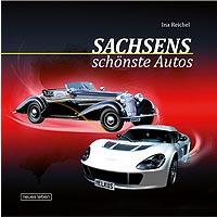 Buch Sachsens schönste Autos