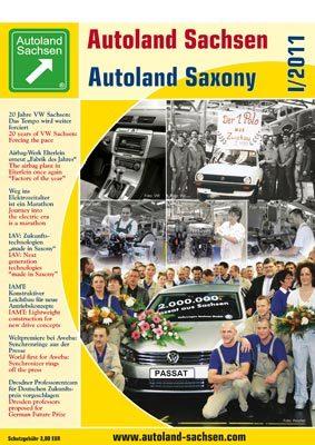 Autoland Sachsen 1/2011