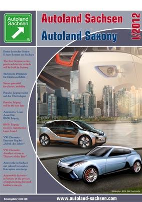Autoland Sachsen 1/2012 Cover