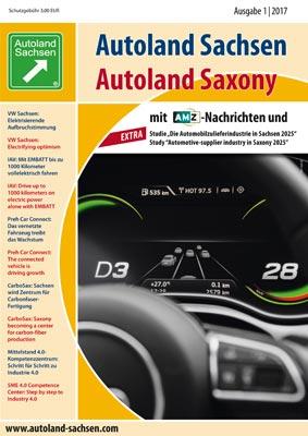 Autoland Sachsen 1/2017 Cover