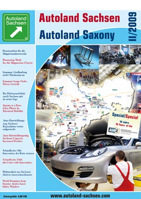 Autoland Sachsen 2/2009 Cover