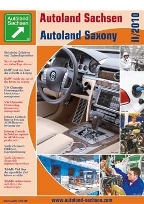 Autoland Sachsen 2/2010 Cover