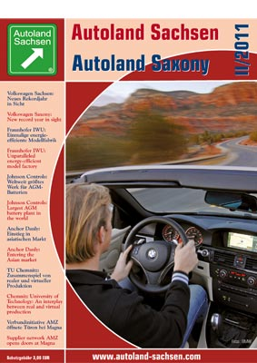 Autoland Sachsen 2/2011 Cover