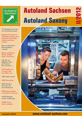 Autoland Sachsen 2/2012 Cover