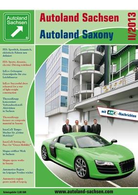 Autoland Sachsen 2/2013 Cover