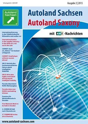 Autoland Sachsen 2/2015 Cover
