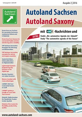 Autoland Sachsen 2/2016 Cover
