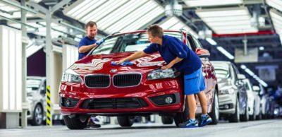 BMW Werk 2er Active Tourer