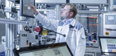 Testumgebung E3-Forschungsfabrik