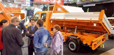 Leichte Nutzfahrzeuge bis 7,5 Tonnen