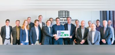 InnoTeam HZwo:BIP arbeitet an kostengünstigerer Produktion von Brennstoffzellen
