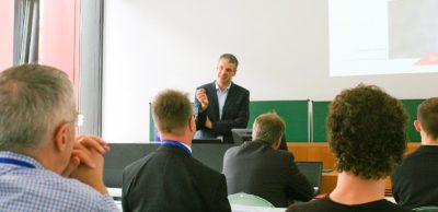 Dr. Heiko Cramer von der Intenta GmbH Chemnitz