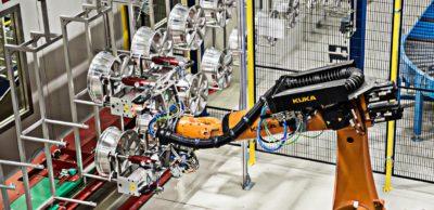 Am neuen Standort in Kodersdorf bei Görlitz produziert die BORBET Sachsen GmbHLeichtmetallräder