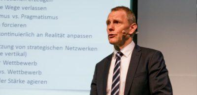 Prof. Dr. Matthias Richter von der Westsächsischen Hochschule Zwickau ist Initiator und inhaltlicher Organisator des neuen Symposiums Automotive & Mobility (SAM)