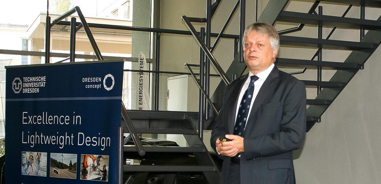 Individuelle Mobilität nachhaltig praktiziert – diesen Ansatz verfolgt Prof. Hubert Jäger vom ILK der TU Dresden mit dem Konzept TRACE.
