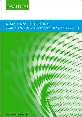 Neuste Ausgabe Kompetenzatlas Leichtbau