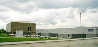 Auf dem Smart Systems Campus in Chemnitz wird sich das deutsch-chinesische Unternehmen FCP ansiedeln.