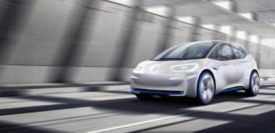Volkswagen Roadmap E – Das erste E-Auto von VW auf Basis des Modularen Elektoantriebs-Baukastens wird in Zwickau gebaut