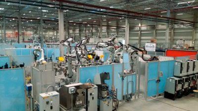 MA Automotive will in Treuen neben dem Presswerk den Karosserierohbau weiter ausbauen.