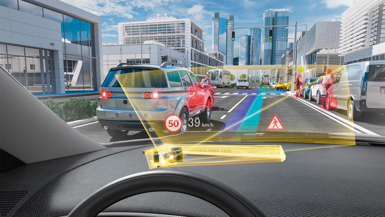Head-Up-Displays halten Einzug ins Auto. Das sächsische Unternehmen Unicontrol unterstützt mit Softwareentwicklungen den Trend zu Displaylösungen mit mehr Funktionalitäten.