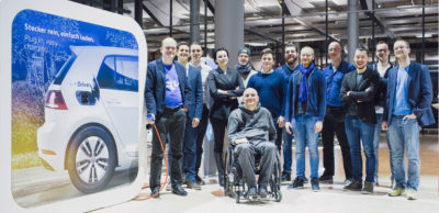 Sechs neue Startups ziehen in den Future Mobility Inkubator von Volkswagen in Dresden.