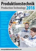 Magazin Produktionstechnik 2018