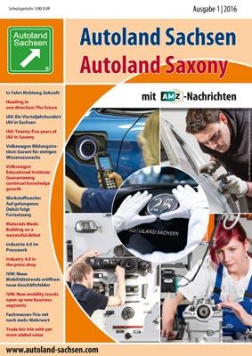 Autoland Sachsen 1-2016 Cover