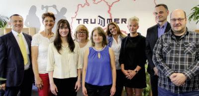 Das Chemnitzer Team der österreichischen Trummer Personalservice Group ist Partner für professionelles Rekruting im Industriebereich und setzt einen Schwerpunkt auf ingenieurtechnisches Personal.