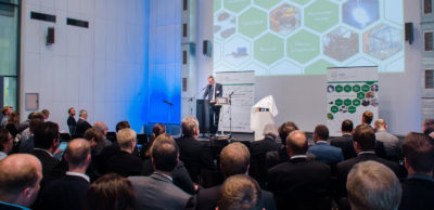 Prof. Maik Gude eröffnete das vierte FOREL-Kolloquium am 3. September 2018 in Dresden.
