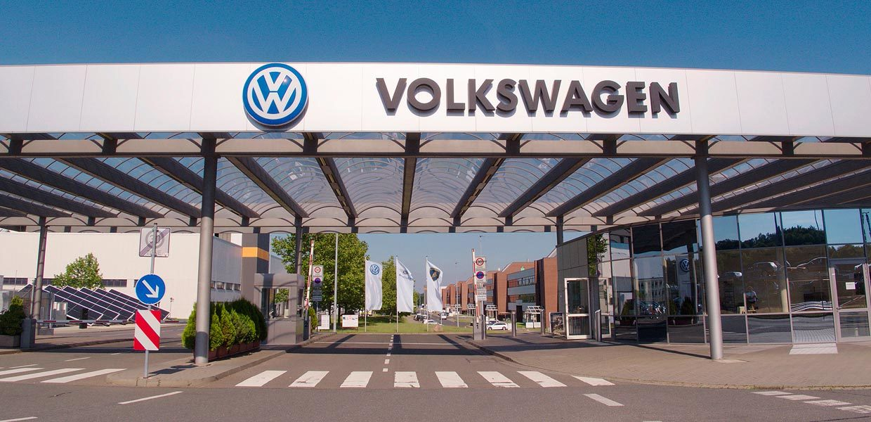 Das VW-Werk Zwickau wird in eine eine E-Auto-Fabrik und auf die ausschließliche Produktion von E-Autos umgebaut. Bis zu 330.000 E-Fahrzeuge sollen zukünftig jährlich vom Band laufen – mehr als an jedem anderen Konzernstandort.