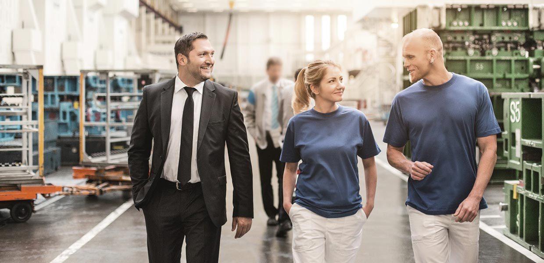 Ein bundesweit führender Anbieter von Personallösungen für den Automotive-Bereich ist AutoVision.