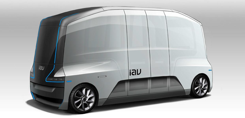 Mit fahrerlosen Shuttlebussen den öffentlichen Personennahverkehr effizient und umweltfreundlich gestalten – an solchen Konzepten arbeiten die Entwickler bei IAV.