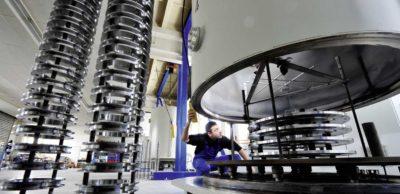 Die Wärmebehandlung im Plasma ist die Kernkompetenz der Plasmanitriertechnik Dr. Böhm GmbH aus Chemnitz.