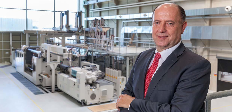 Leichtbauexperte Prof. Dr. Lothar Kroll von der TU Chemnitz spricht auf der UN-Klimakonferenz im polnischen Katowice zur Bedeutung der Kohlenstofffaser-Forschung.