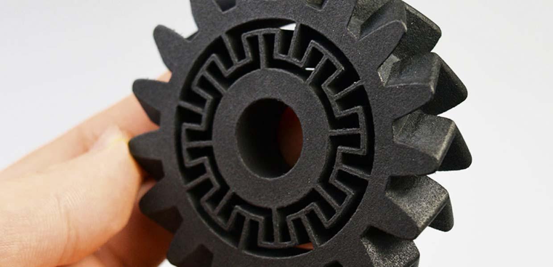 Additiv gefertigtes Teil von Rapidobject.