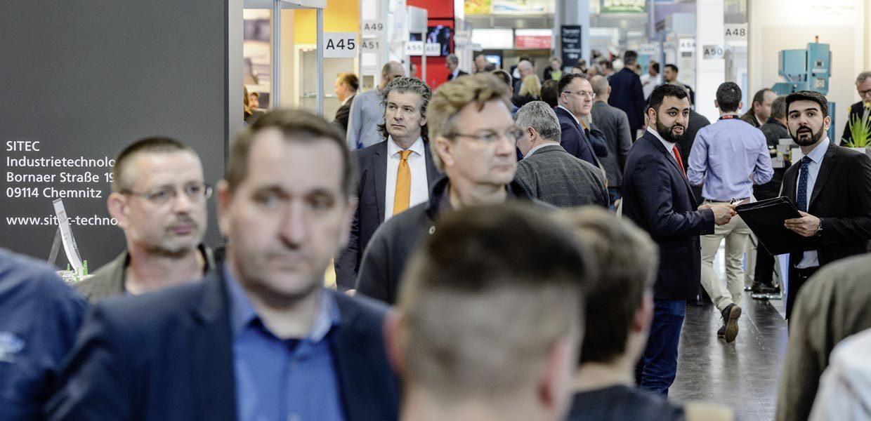 Der Branchentreff: Zum Messeverbund Intec und Z 2019 werden rund 1300 Aussteller ihre Produkte und Dienstleistungen zeigen.