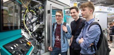 Bereits zum siebten Mal laden der Maschinenbauverbund VEMASinnovativ und die Leipziger Messe zum Fachkräftetag im Rahmen von Intec und Z ein.