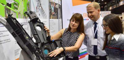 Die Allianz Textiler Leichtbau stellte zum Messeduo mtex+ und LiMA 2018 Anwendungen aus textilen Verbundmaterialien u. a. für Mobilitätsbereiche vor. 2020 sind die textilen Leichtbau-Themen in die mtex+ integriert, die am 9./10. Juni am neuen Ort im Carlowitz Congresscenter im Zentrum von Chemnitz stattfindet.