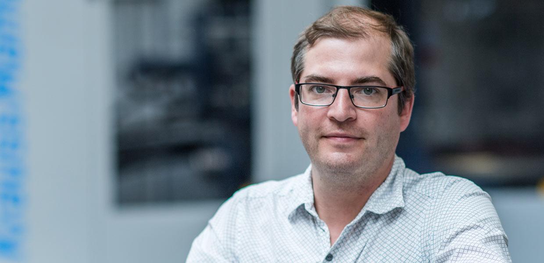 Jonathan Franke, Geschäftsführer von enesty.