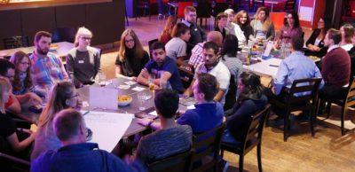 """Impression vom vorjährigen WIK-Chemnitz Kolloquium. 2019 findet die Veranstaltung am 15. April zum Thema """"Mobilität beginnt im Kopf"""" statt. Foto: WIK"""