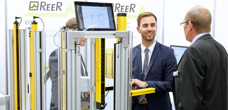 Die all about automation in Leipzig hat sich als Treffpunkt der Automatisierungstechnik in Mitteldeutschland etabliert.