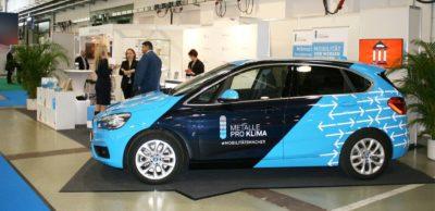Innovative Werkstoffthemen für den Automobilbau sind auch ein Schwerpunkt der 3. Werkstoffwoche.