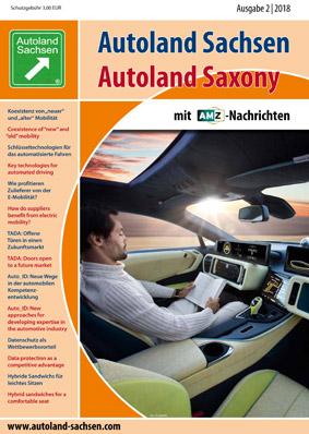 Autoland Sachsen 2-2018 Titel