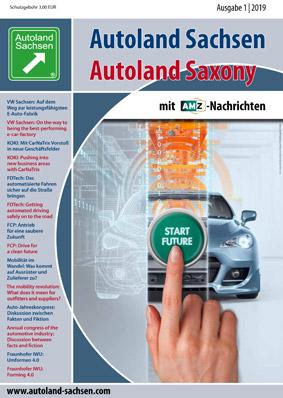 Autoland Sachsen 1-2019 Titel