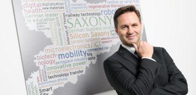 Thomas Horn führt seit 1. November 2018 die Geschäfte der Wirtschaftsförderung Sachsen GmbH.