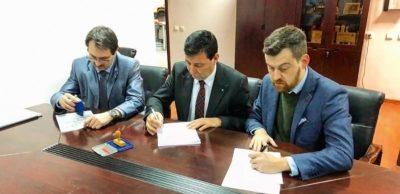 Ein strategisches Memorandum zur Zusammenarbeit der Auto- mobilregionen Sachsen und Samara haben Ende 2018 Partner der Allrussischen öffentlichen Organisation Business Russia, von AMZ und von staff-eye in Samara unterzeichnet.