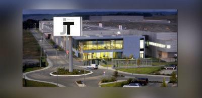 Das ehemalige Solarworld-Werk in Freiberg wird das größte europäische Produktionszentrum für Lithium-Ionen-Batterien.